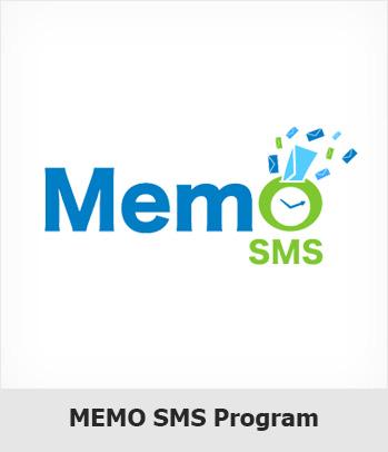how to send a memo